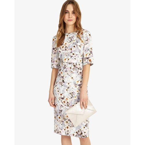 Phase Eight Ember Dress, kolor biały