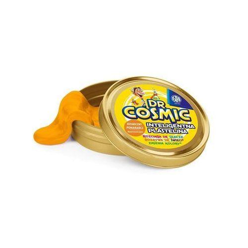 Astra Plastelina dr cosmic 80g kosmiczna pomarańcz