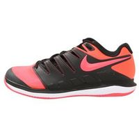 Nike Performance AIR ZOOM VAPOR X CLAY Obuwie do tenisa Outdoor black/solar red/white, AA8021