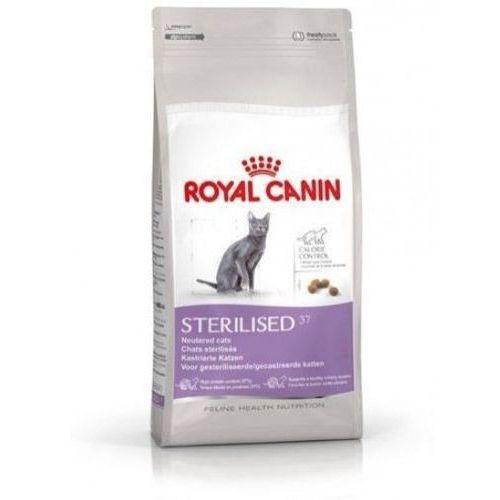 Royal canin sterilised 37 10kg - OKAZJE