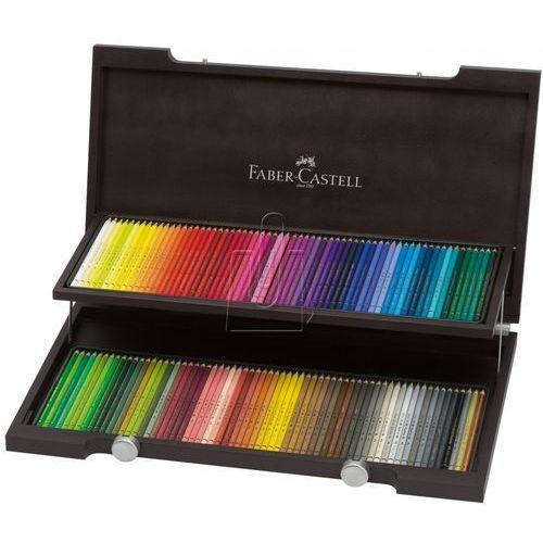Kredki polychromos , 120 kolorów w ozdobnej kasecie marki Faber-castell