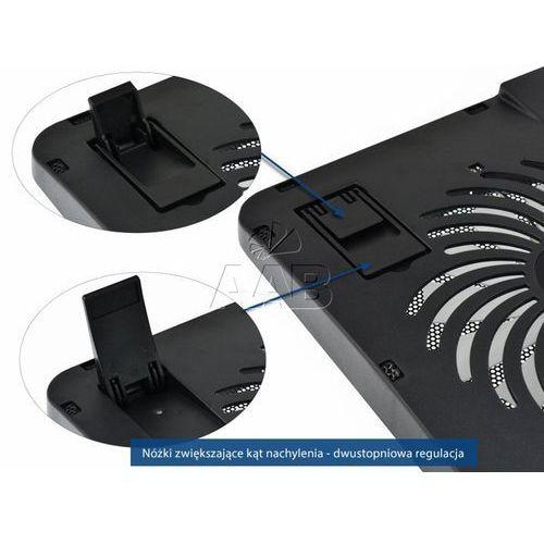 Aab cooling nc83 podstawka pod laptopa (5901812992079)