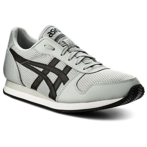 Sneakersy ASICS - TIGER Curreo II HN7A0 Mid Grey/Black 9690, kolor szary