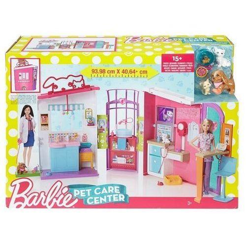 MATTEL - Barbie - Przenośna Lecznica dla Zwierząt