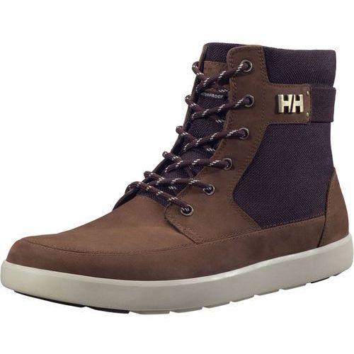 stockholm buty mężczyźni brązowy us 11 | 45 2017 buty zimowe marki Helly hansen