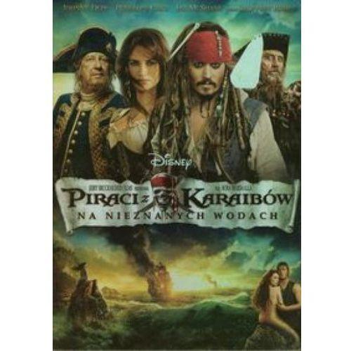 Piraci z Karaibów: Na nieznanych wodach Pirates of the Caribbean: On Stranger Tides - produkt z kategorii- Filmy science fiction i fantasy