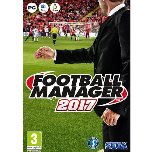 Football Manager 2017 - produkt z kat. gry PC