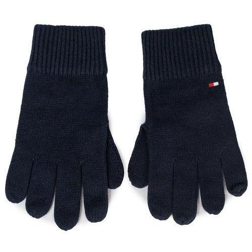 Rękawiczki męskie - pima cotton gloves am0am05179 cjm marki Tommy hilfiger