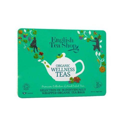 Ets bio wellness collection 36 saszetek marki English tea shop