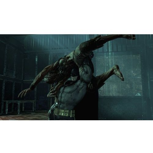 Batman Arkham Asylum (PC)