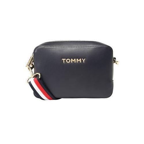 TOMMY HILFIGER Torba na ramię ciemny niebieski (8719859123854)