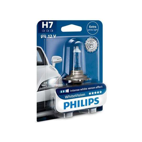 PHILIPS H7 WhiteVision 12V 55W PX26d, PH-12972WHVB1