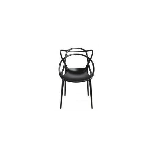 Dkwadrat Krzesło lexi insp. master chair (czarne) d2