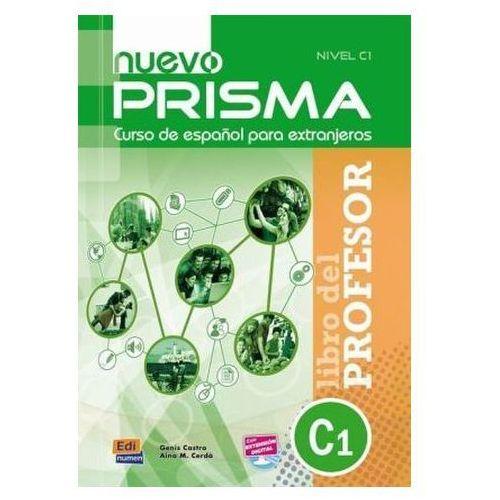 Nuevo Prisma nivel C1 przewodnik metodyczny (2011)