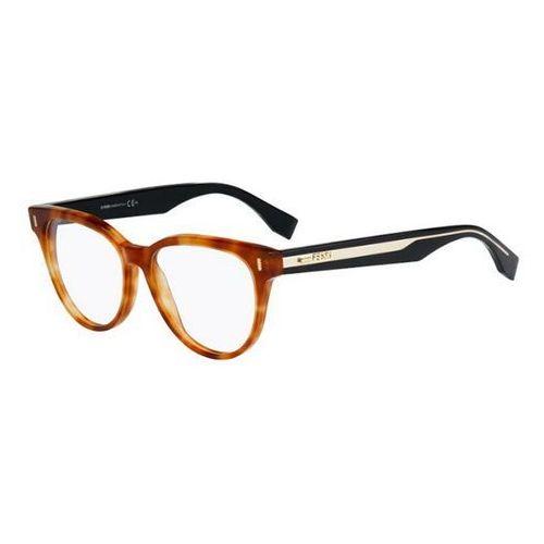 Okulary Korekcyjne Fendi FF 0164 COLOR BLOCK VJO - sprawdź w wybranym sklepie