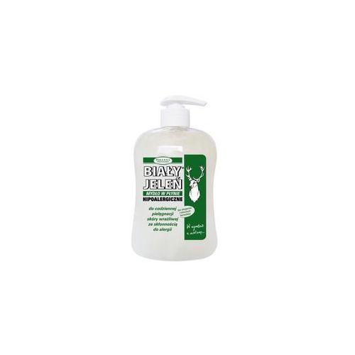Biały jeleń mydło w płynie dozowni 500ml marki Pollena
