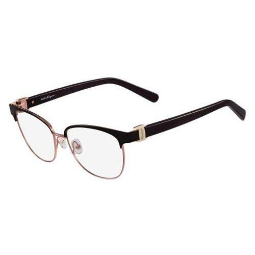 Salvatore ferragamo Okulary korekcyjne  sf 2147 505