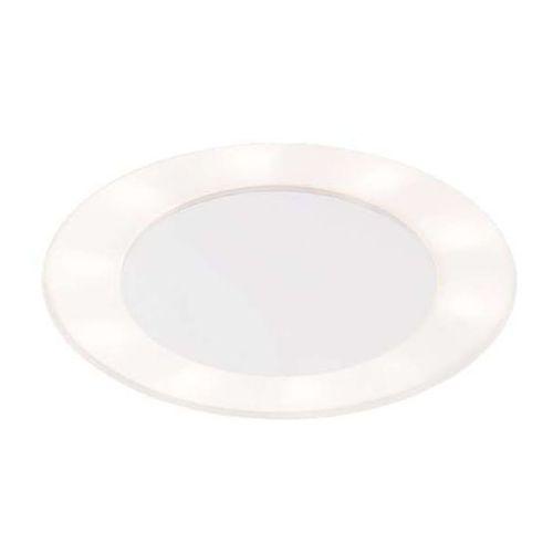 Wpust lampa sufitowa bando 3322/2g11/bi podtynkowa oprawa okrągła oczko białe marki Shilo