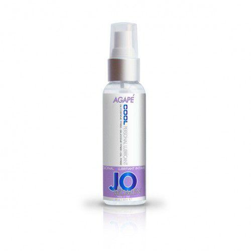 Lubrykant dla wrażliwej skóry - System JO Women Agape Lubricant Cool 60 ml Chłodzący - produkt z kategorii- Żele erotyczne