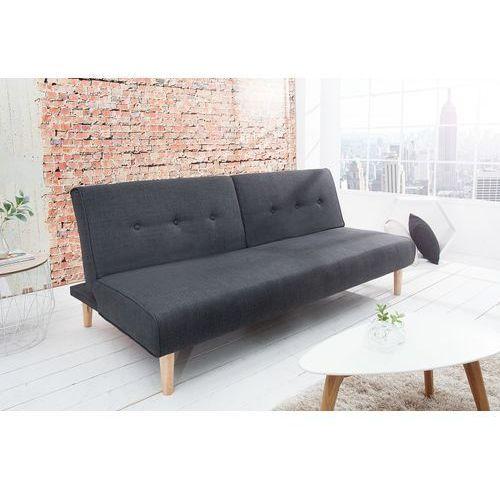 Sofa Sea Eye z funkcją spania Czarna - czarny