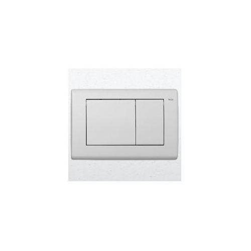 Tece przycisk spłukujacy teceplanus do wc biały matowy 9240322