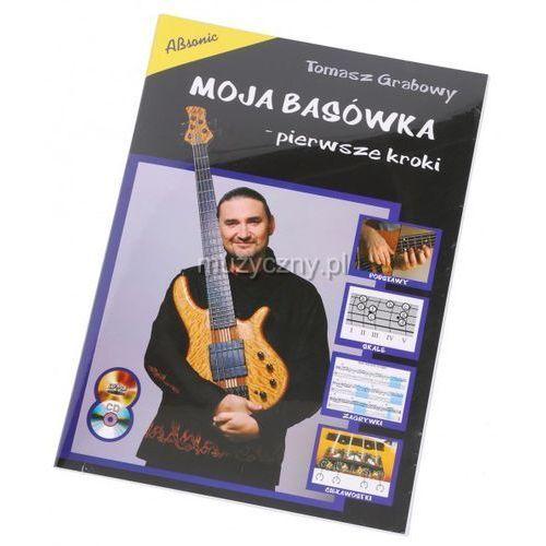 An  grabowy tomasz ″moja basówka - pierwsze kroki″ + cd