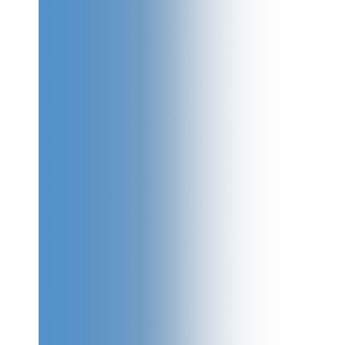 Colorama PVC cieniowane biało-granatowe 1.1x1.6m