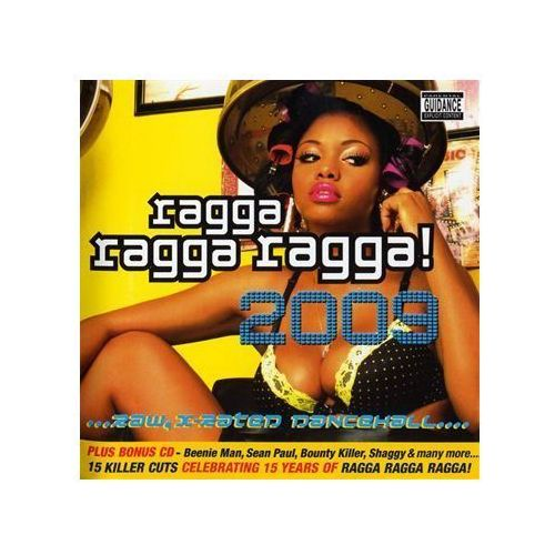 Greensleeves Różni wykonawcy - ragga ragga ragga 2009 (0601811201121)