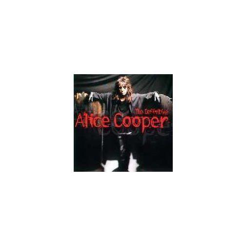 The definitive alice cooper wyprodukowany przez Warner music / atlantic
