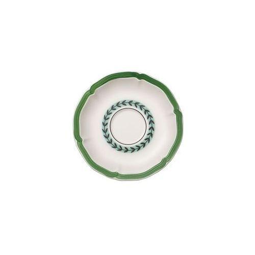 Villeroy & Boch - French Garden Green Line Spodek do filiżanki do kawy lub herbaty