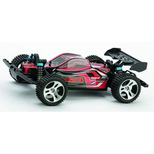 rc buggy red fibre marki Carrera