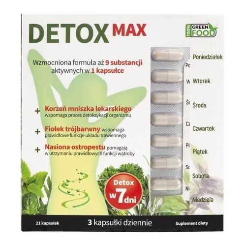 OKAZJA - Suplement diety Detox Max (5902596094126)