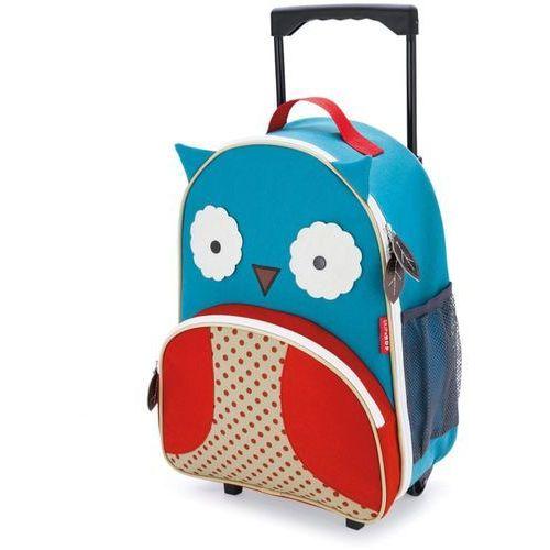 Skip hop zoo walizka podróżna sowa