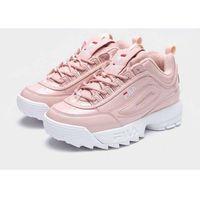Sneakersy FILA - Disruptor Low Pink, D5E4-28870_20190302180227