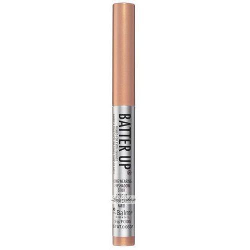 - batter up - long wearing eyeshadow stick - długotrwały cień do powiek w sztyfcie - pinch hitter marki The balm