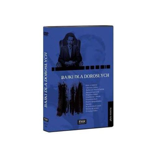 Bajki dla dorosłych cz. 3 (Płyta DVD) (5902600066897)