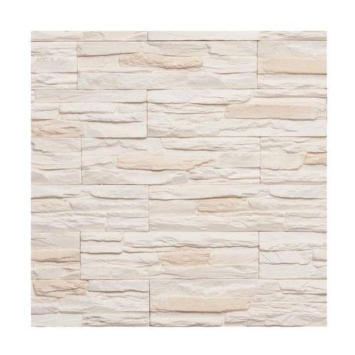 Decoreco Kamień dekoracyjny acebo ecru 37,5 x 10 cm incana