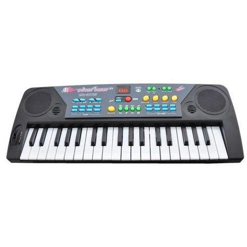Organy Keyboard 37 Klawiszy Mikrofon MQ 3705. Tanie oferty ze sklepów i opinie.