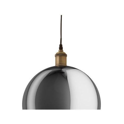 Lampa wisząca opina przydymione szkło e27 marki Inspire