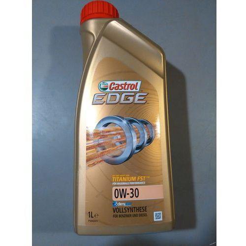 Olej Castrol Edge 0W30 1 litr !ODBIÓR OSOBISTY KRAKÓW! lub wysyłka