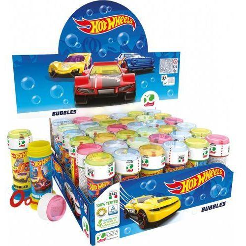 Bańki mydlane Hot Wheels 60ml/36 sztuk (8007315080255)