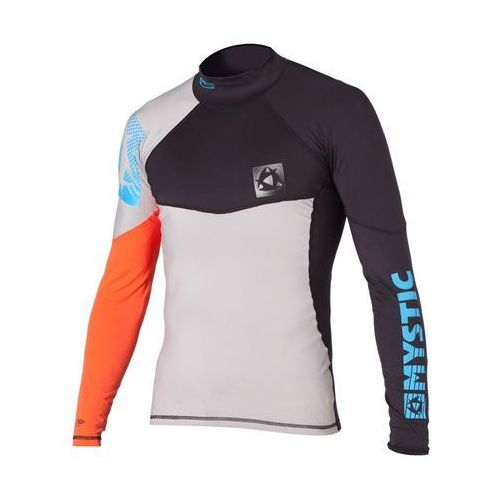 Lycra Mystic 2015 Crossfire Rashvest L/S Orange