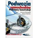 PODWOZIA SAMOCHODÓW PODSTAWY KONSTRUKCJI /WKIŁ, książka z kategorii Książki motoryzacyjne