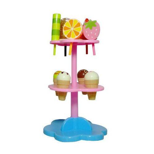 Zabawka SWEDE Lody i lizaki na stojaku (5902496113736)