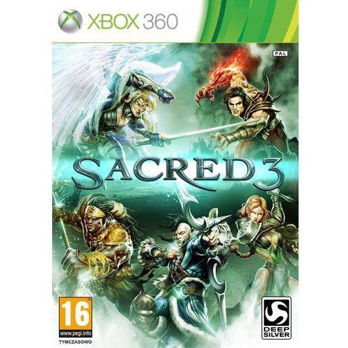Sacred 3 z kategorii [gry XBOX 360]