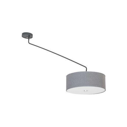 Nowodvorski 6540 - Lampa wisząca HAWK GRAY 3xE27/60W/230V
