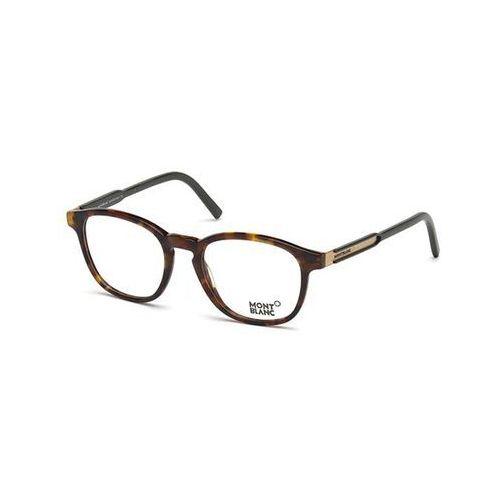 Okulary korekcyjne  mb0632 a56 marki Mont blanc