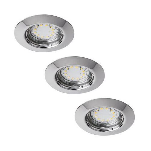 Rabalux 1047 - SET 3x LED oprawa LITE 3xGU10-LED/3W/230V, 1047