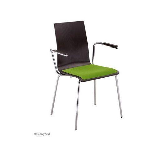 Krzesło cafe vii arm seat plus marki Nowy styl