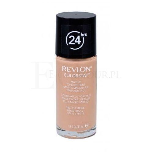 colorstay combination oily skin podkład 30 ml dla kobiet 320 true beige marki Revlon - OKAZJE